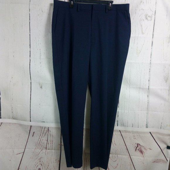 Haggar Other - JM Haggar Classic Fit Men's Royal Blue Dress Pants